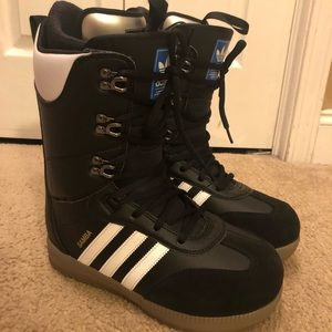 Adidas Samba ADV 2019 Men's Snowboard Boots Sz 8